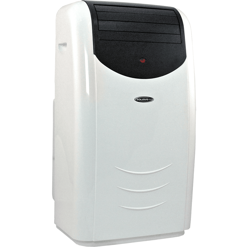 Soleus Air LX-140 14,000 BTU 4-in-1 Portable Air Conditioner, Heater, Dehumidifier, & Fan