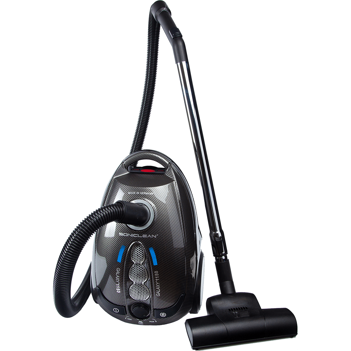 soniclean galaxy canister vacuum - Canister Vacuum Reviews