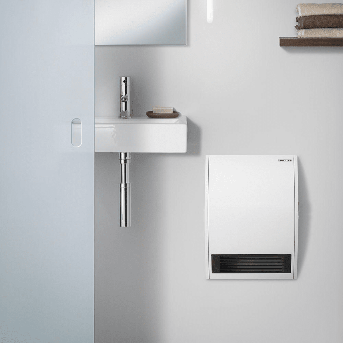 If You're Looking To Save Space Indoors, Consider Wiring One Of Their Wall  Heaters In Your Rental Space Or Home