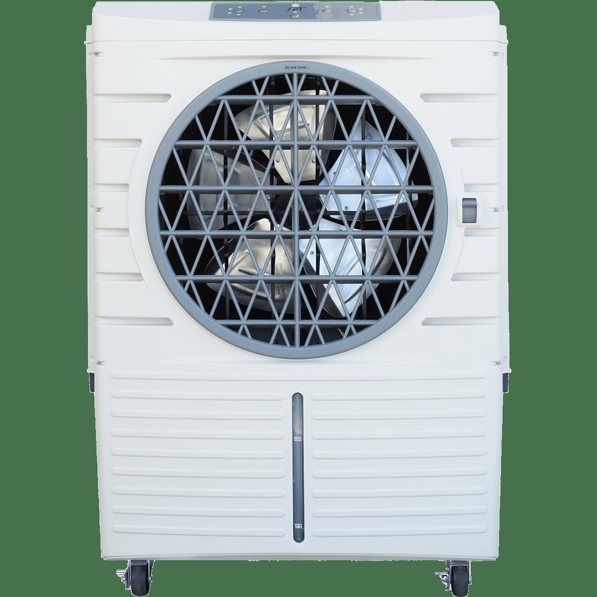 Sunpentown SF-48LB Heavy-Duty Indoor/Outdoor Evaporative Air Cooler with Remote Control su5489