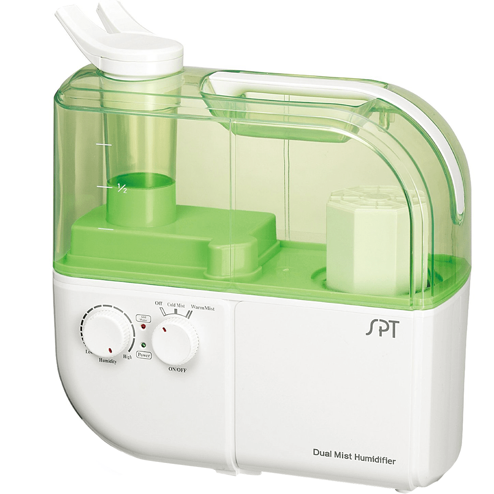 spt dual mist humidifier manual