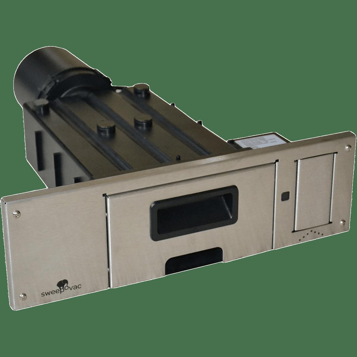 Sweepovac SVS1500 Under Cabinet Kitchen Vacuum System