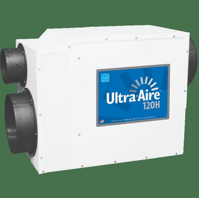Ultra Aire 120h Ventilating Dehumidifier Sylvane