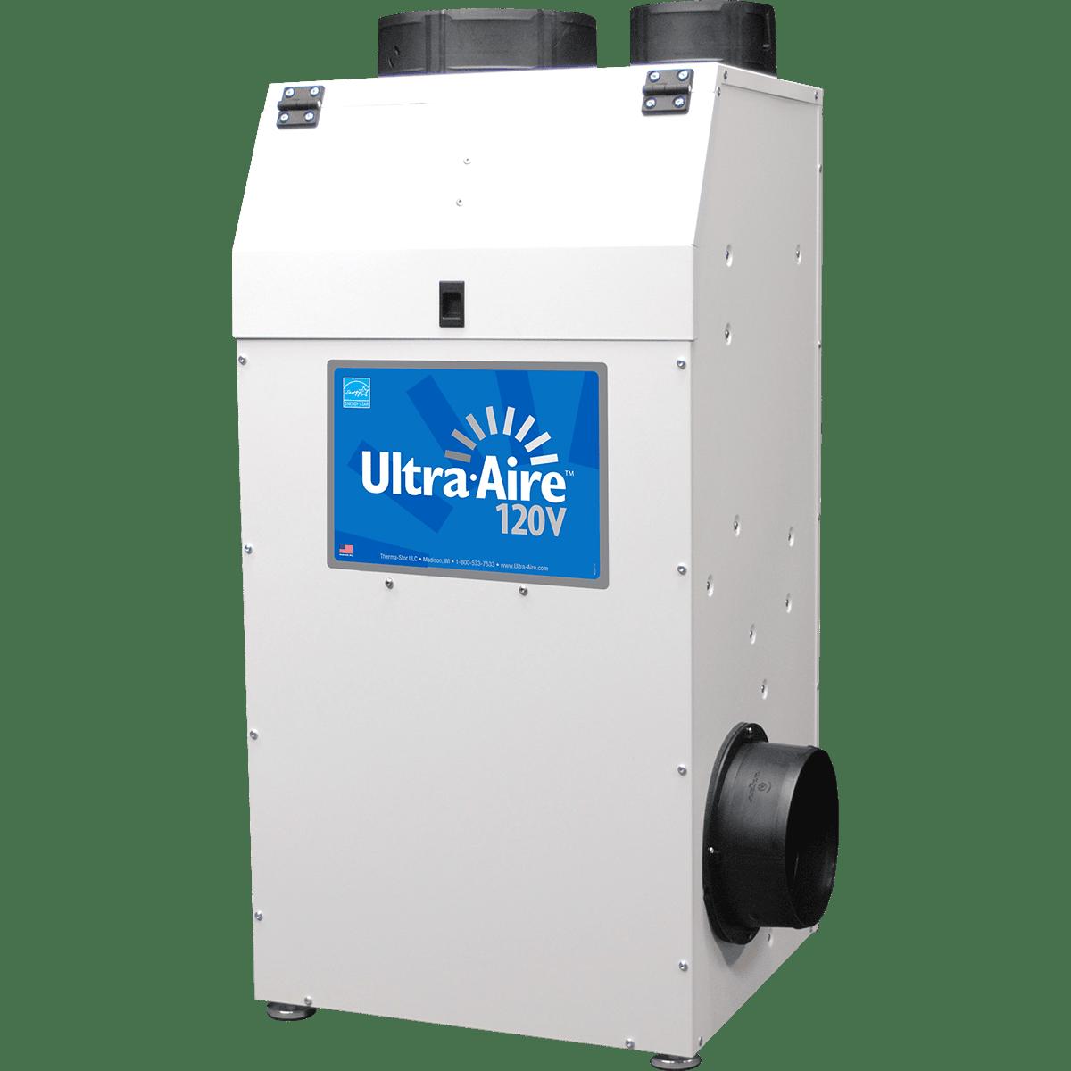 Ultra Aire 120v Vertical Dehumidifier Sylvane