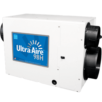 Ultra Aire 98h 98 Pint Ventilating Dehumidifier Free