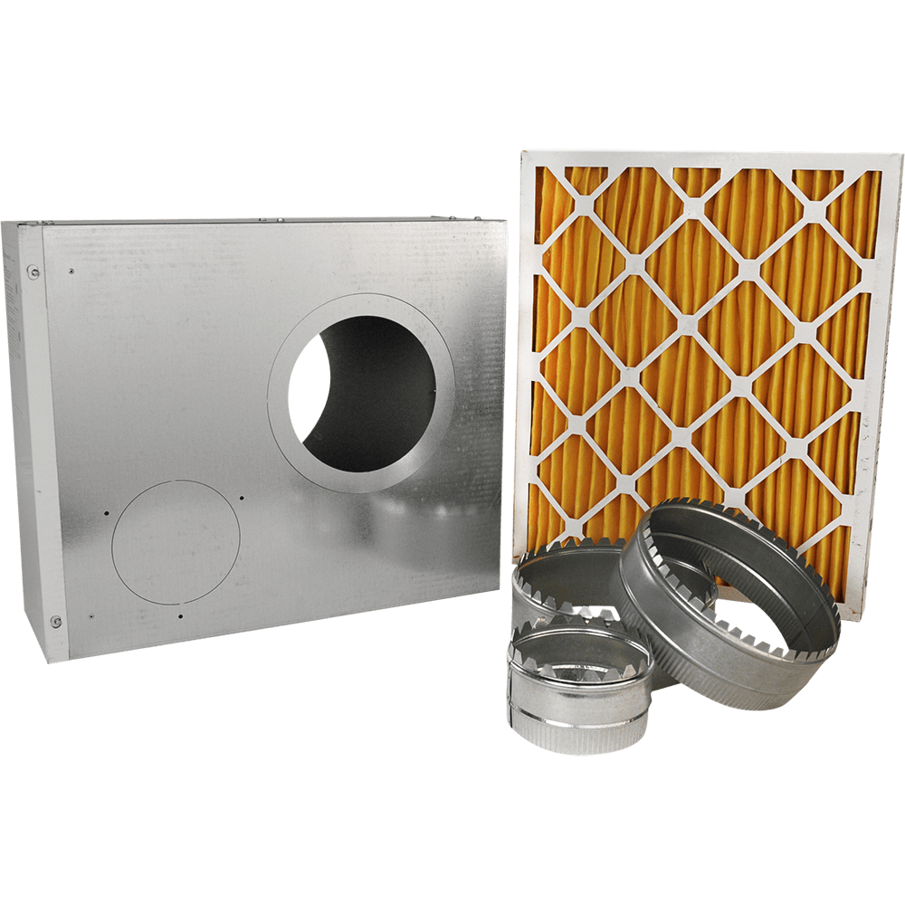 Ultra Aire Merv 14 Filter Housing Sylvane