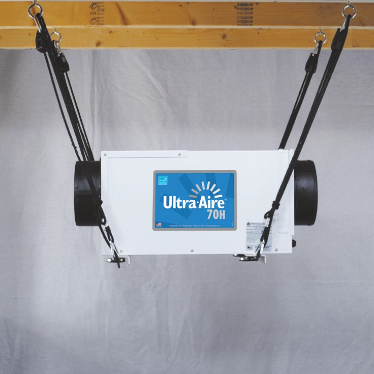 Ultra Aire Small Hang Kit For Dehumidifiers Sylvane