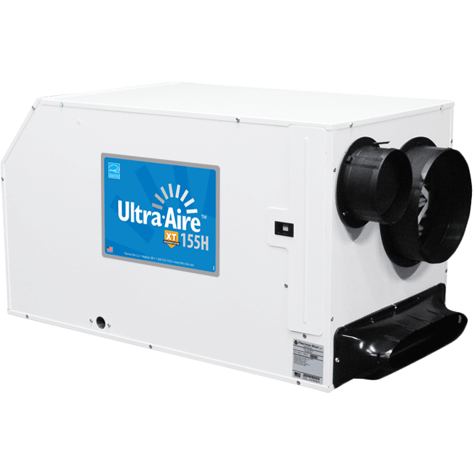 Ultra Aire 155 Pint Ventilating Dehumidifier Sylvane