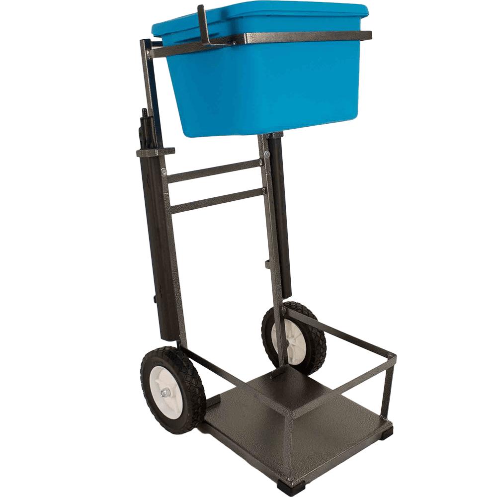 US Steam Powder Coat Cart (Cart Only) eu936