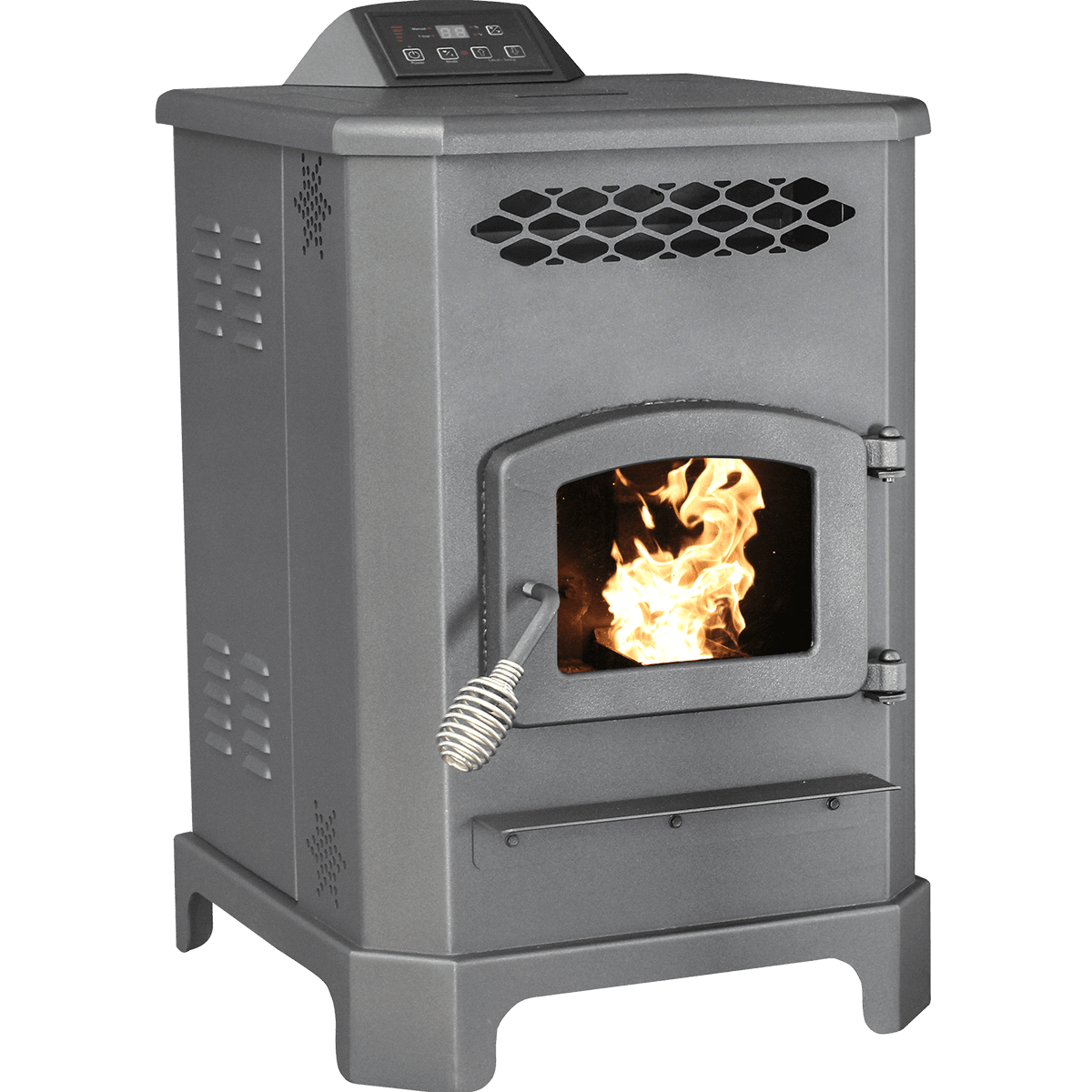 Mini Stove: US Stove King Mini Pellet Stove (5501S)