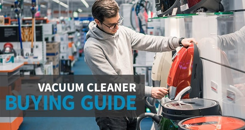 Vacuum Cleaner Buying Guide | Sylvane