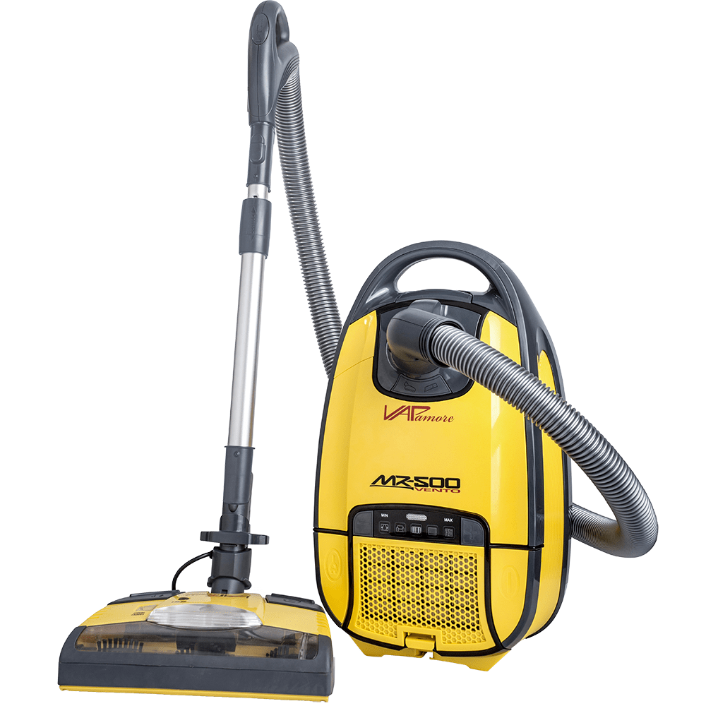 Vapamore Vento MR-500 Canister Vacuum Cleaner | Sylvane