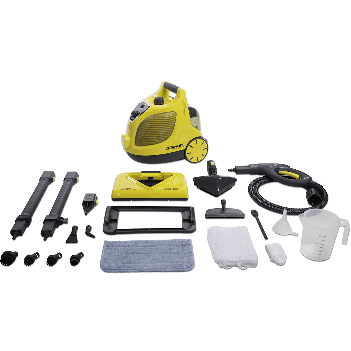 cleaning attachments and accessories