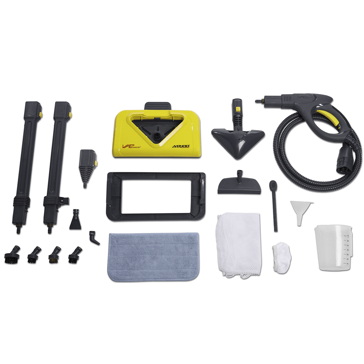 Cleaning attachments and accessories for Vapamore MR-100 Prim