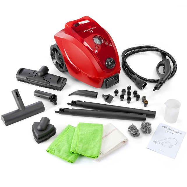 Vapor Clean II Home Steam Cleaner