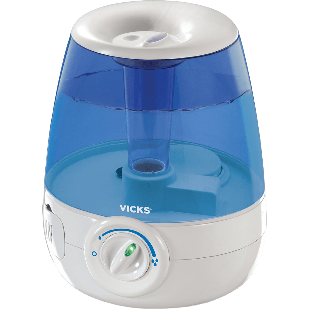 Vicks 1.2 Gallon FilterFree Cool Mist Humidifier - V4600 vi3480