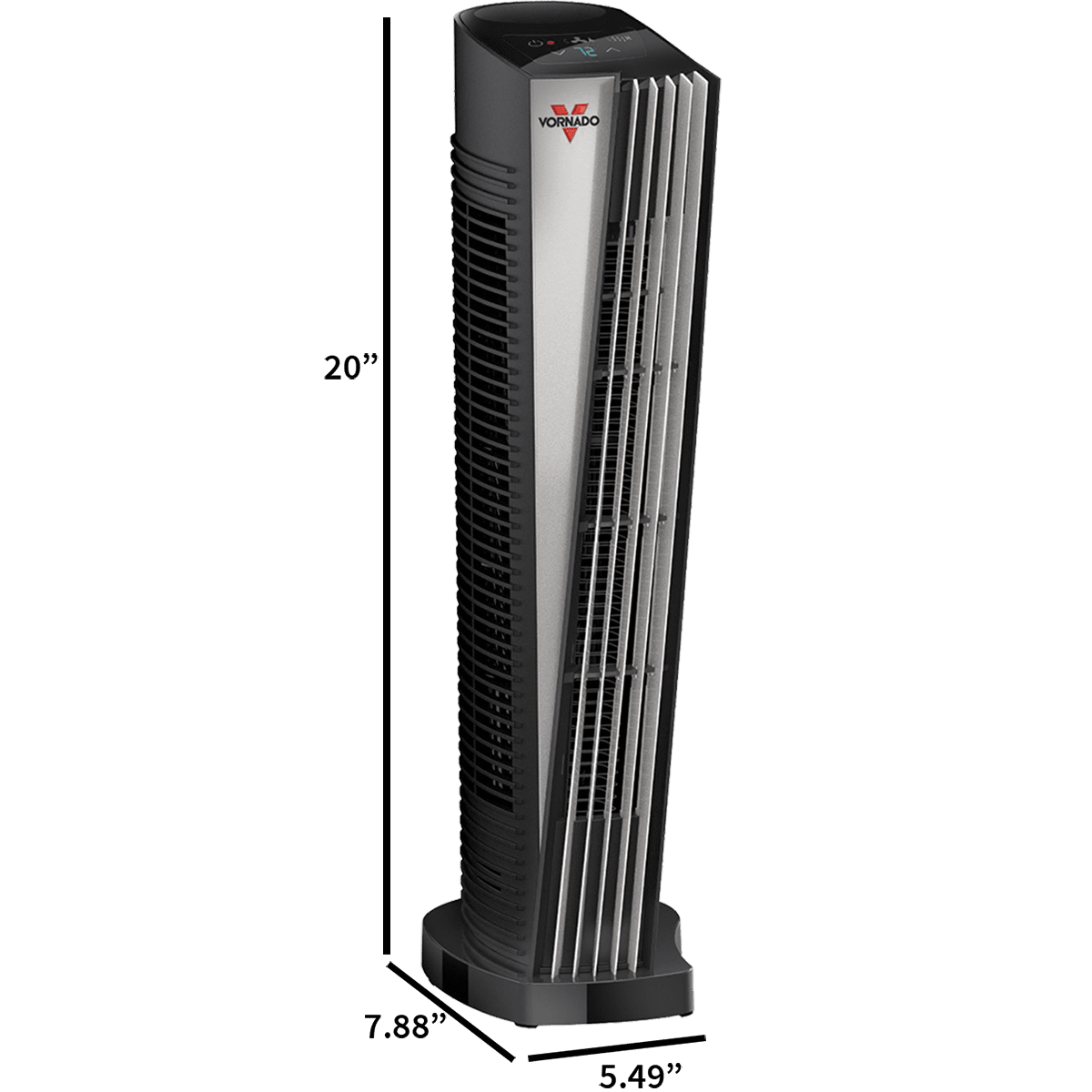 Vornado ATH1 Whole Room Tower Heater with Auto Climate Control