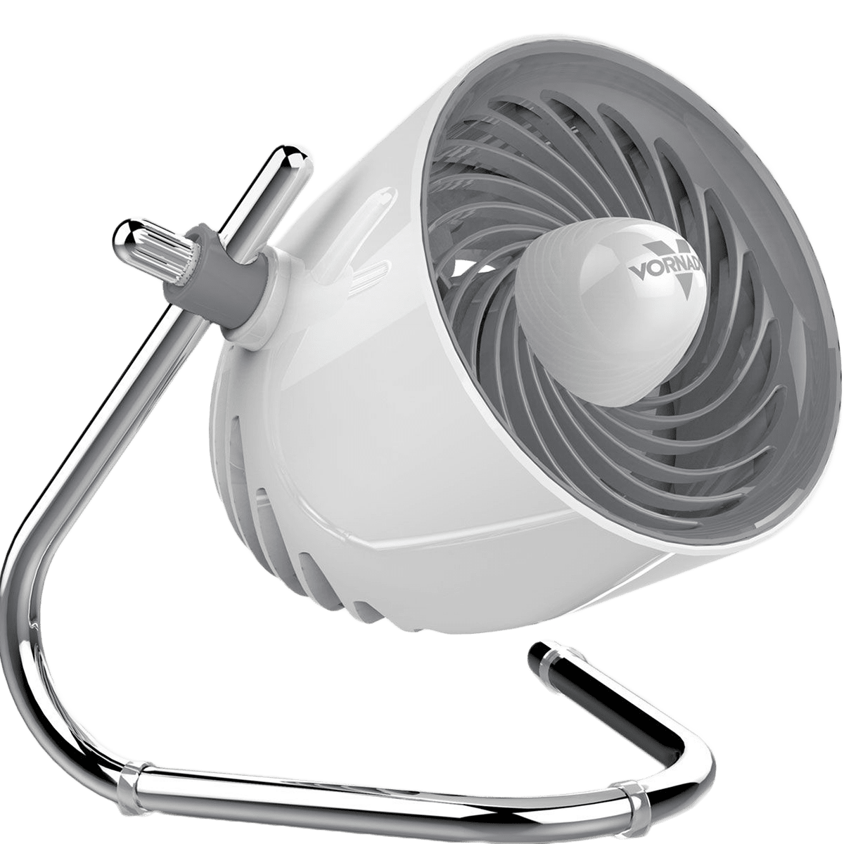 Vornado Pivot Personal Air Circulator Ice Gray