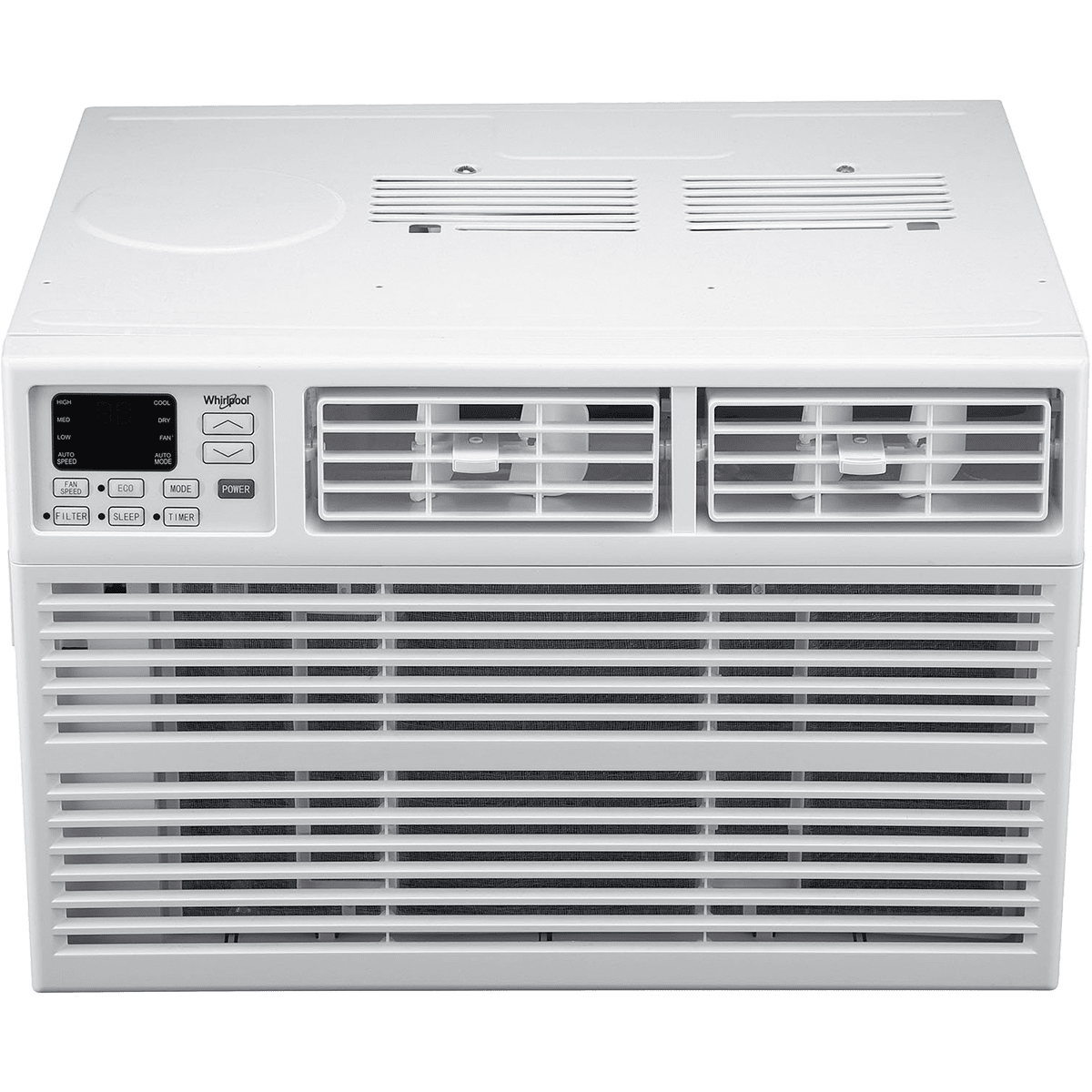 Whirlpool 115V Window Air Conditioner w/ Electronic Controls (WHAW061BW) wh7554