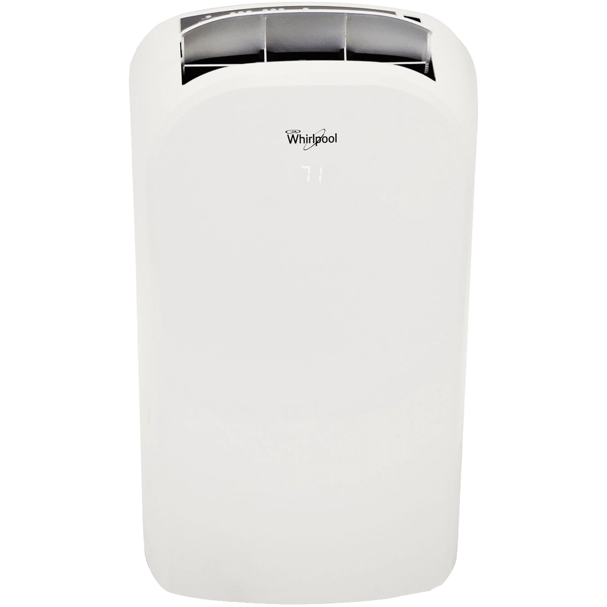 Whirlpool Portable Air Conditioner w/ Dual Hose Exhaust