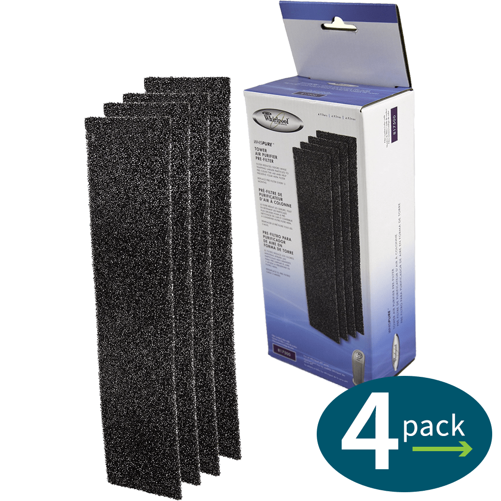 Whirlpool Carbon Pre-Filters - Tower (4-Pack) (817500) wh2638