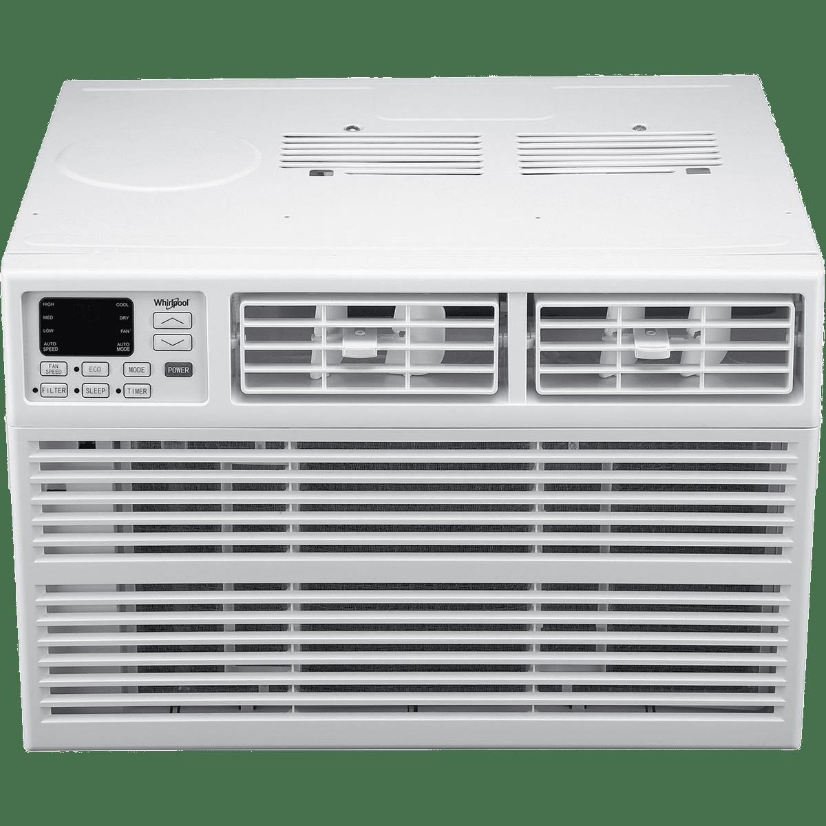 Whirlpool 10,000 BTU Window Air Conditioner w| Electronic Controls (WHAW101BW)