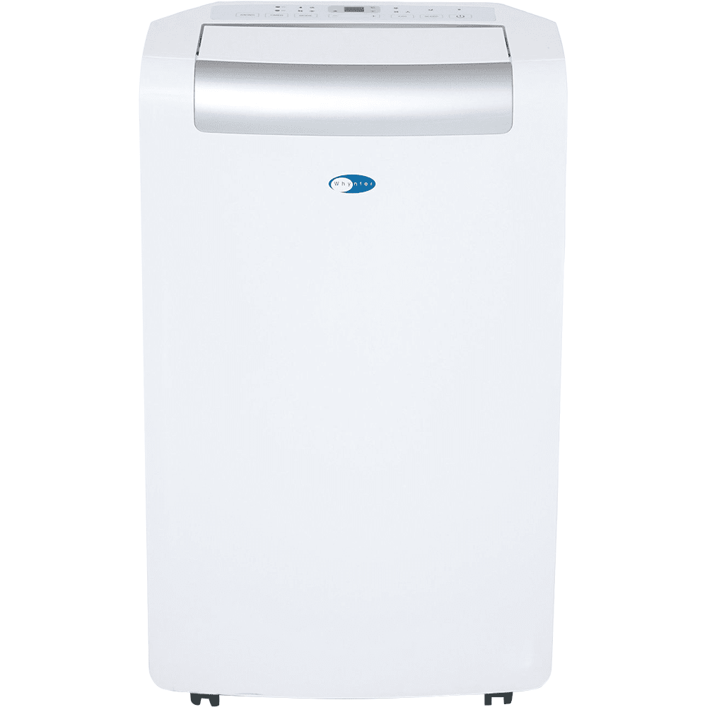 whynter arc148m 14000btu portable air conditioner with optional heater