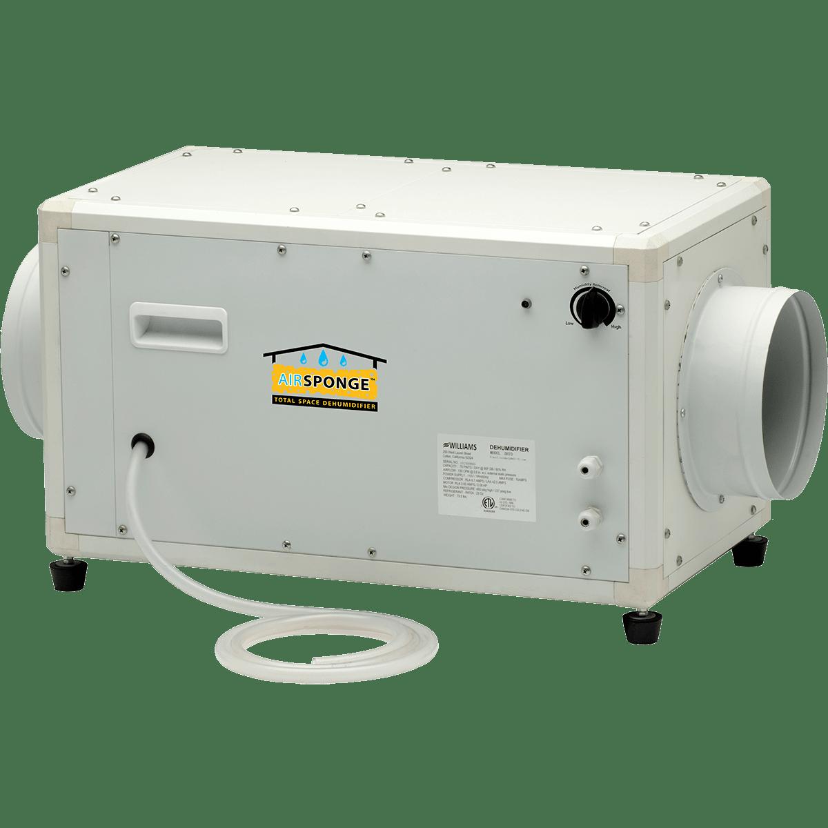 carrier dehumidifier. williams dh70 air sponge dehumidifier carrier