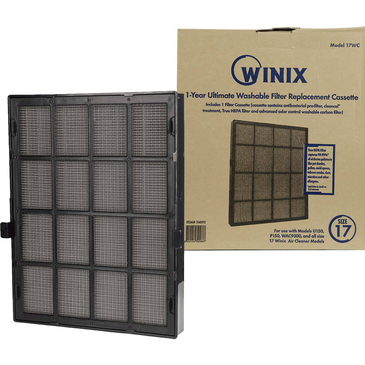 Winix Size 17 Ultimate Pet Filter Cartridge (114090) wi4295