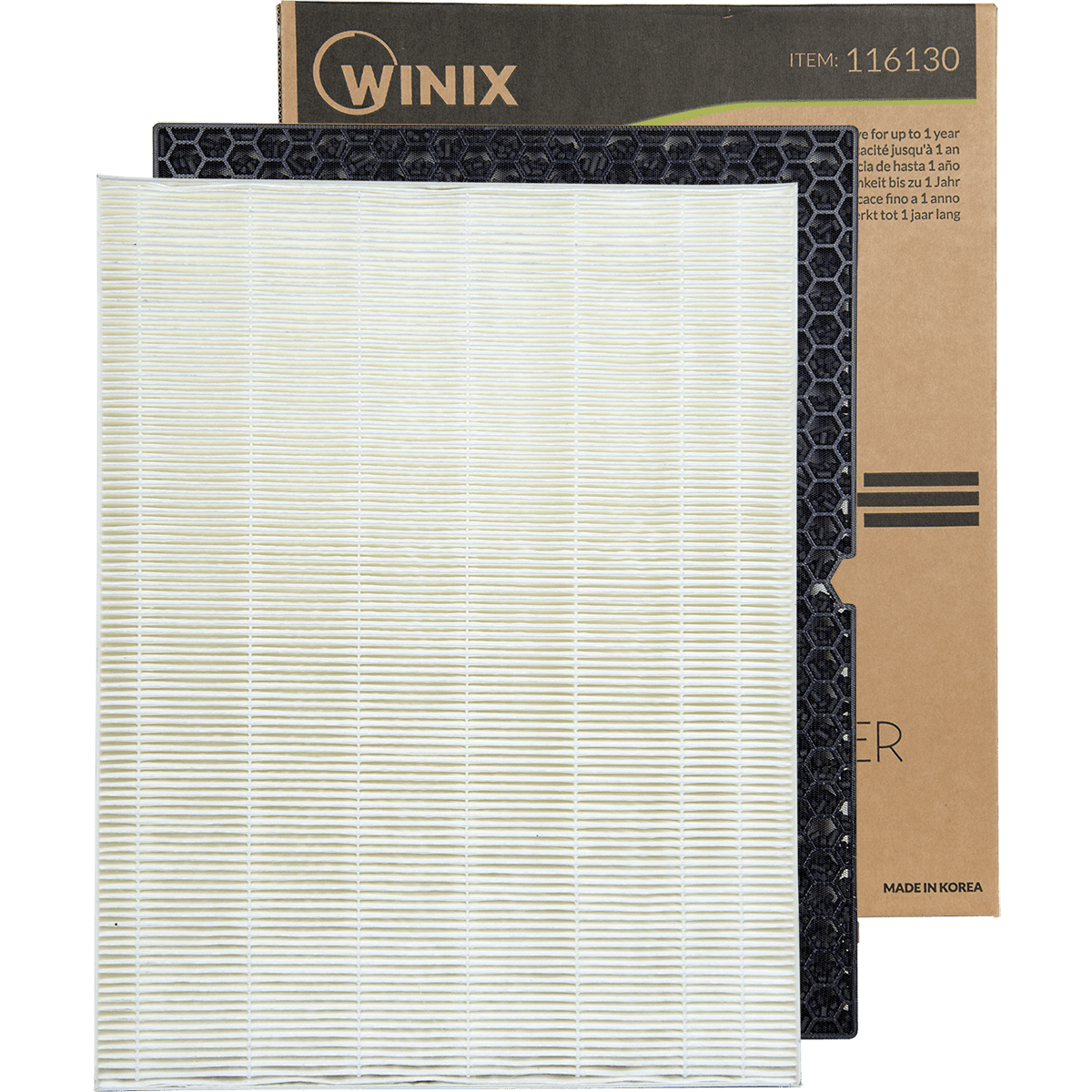 Winix Replacement Cassette for the 5500-2 Air Purifier wi5514