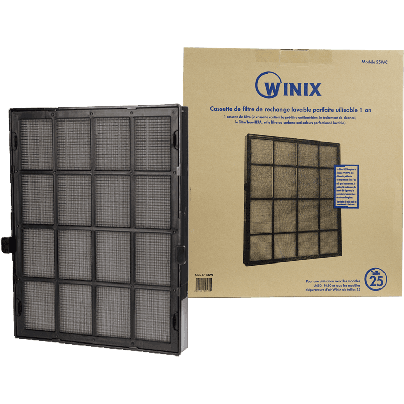 Winix Size 25 Washable Ultimate Filter Cartridge (114290) wi3315